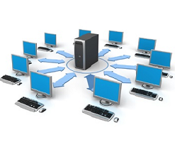 Монтаж локально-вычислительной сети в Оренбурге