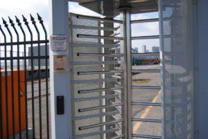 Монтаж системы контроля доступа в Оренбурге